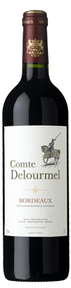 Comte Delourmel-Bordeaux rouge