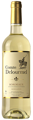 Comte Delourmel-Bordeaux sweet white